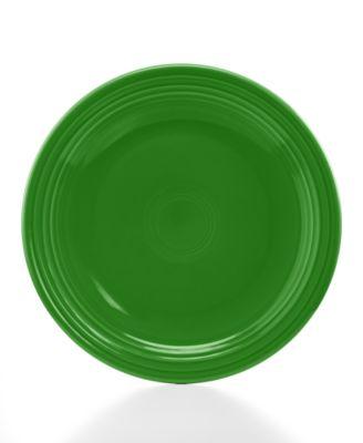 "7.25"" Shamrock Salad Plate"