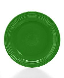 """Fiesta Shamrock 9"""" Luncheon Plate"""