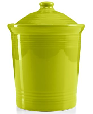 Lemongrass Medium Canister