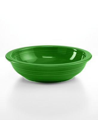 Shamrock Individual Pasta Bowl