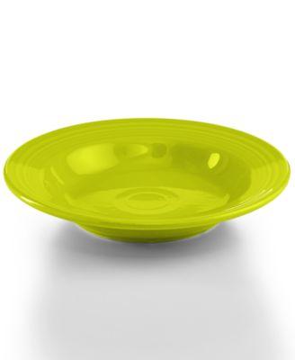 Lemongrass Rim Soup Bowl