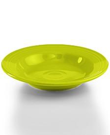 Fiesta Lemongrass 13.25 oz. Rim Soup Bowl