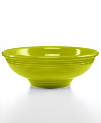 Lemongrass Pedestal Bowl