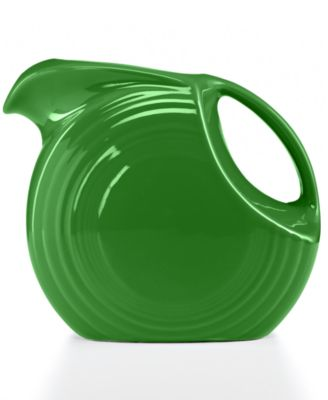 Shamrock 67.75-oz. Large Disk Pitcher