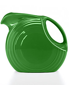 Fiesta Shamrock 67.75-oz. Large Disk Pitcher
