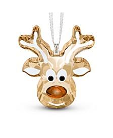 Gingerbread Reindeer Ornament