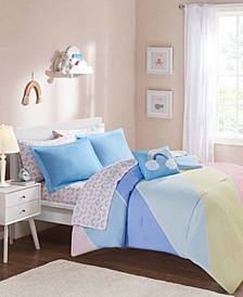 Chloe 6-Pc. Twin Comforter Set