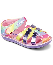 Toddler Girls Buttercups - Caching Stars Stay-Put Closure Sandals from Finish Line