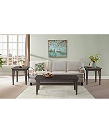 Steele 3 Piece Occasional Table Set