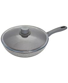 Parma Plus Nonstick 4-Qt. Stir Fry Pan with Lid