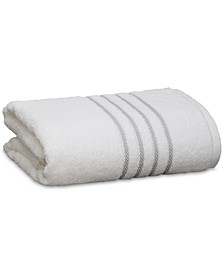 """Egyptian Cotton Cableweave 30"""" x 56"""" Bath Towel, Created for Macy's"""