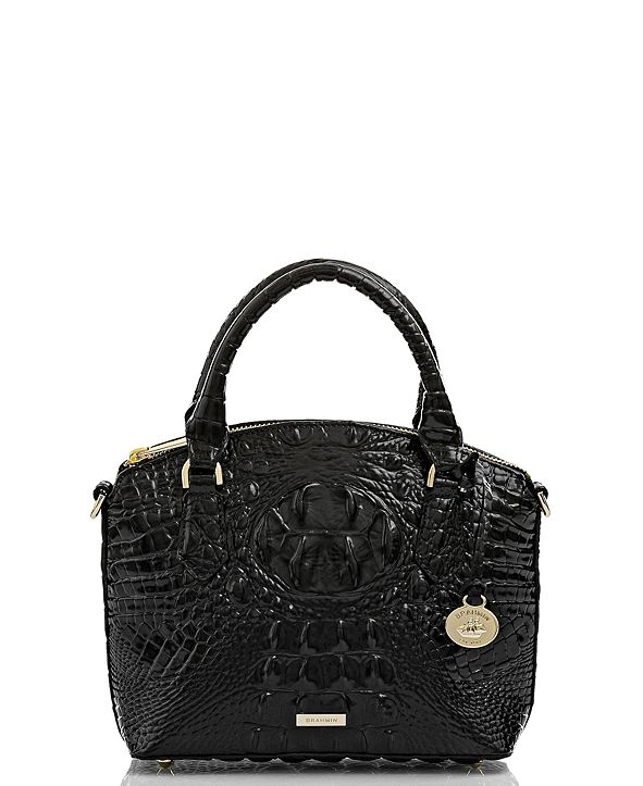 Brahmin Duxie Melbourne Embossed Leather Crossbody