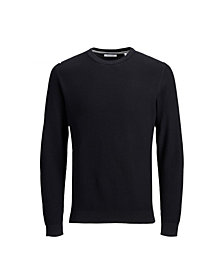 Jack & Jones Men's Essential Crew Neck Long Sleeve Sweater