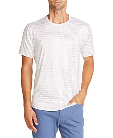 Tallia Men's Slim-Fit Polka Dot T-Shirt and a Free Face Mask With Purchase