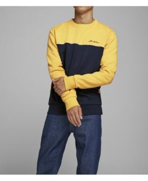 Men's Pipe Contrast Sweatshirt