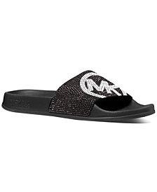 Michael Michael Kors Gilmore Slide Sandals