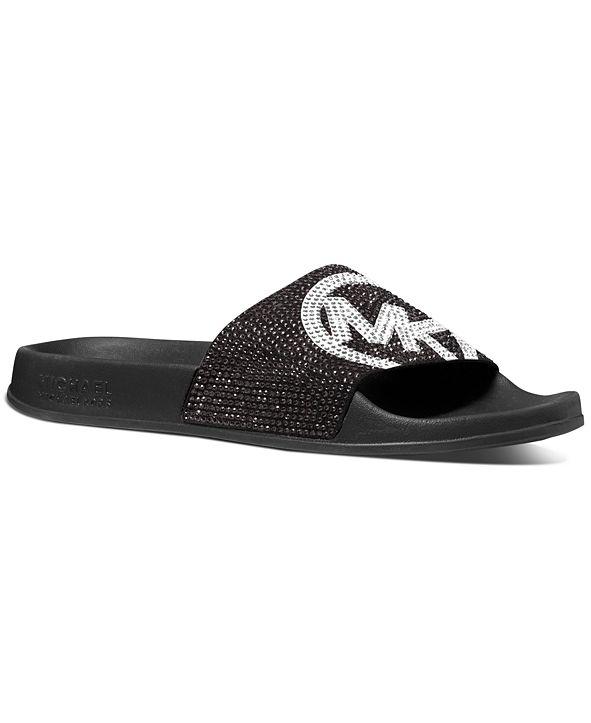 Michael Kors Gilmore Slide Sandals