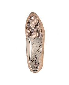Smiles Pointed Toe Flats