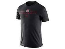 Men's Ohio State Buckeyes Icon Wordmark T-Shirt