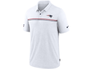 Nike New England Patriots Men's Dri-Fit Short Sleeve Polo
