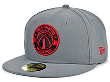 Washington Wizards Storm Bred 59FIFTY FITTED Cap