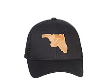 South Florida Bulls NCAA Expedition Patch Trucker Cap