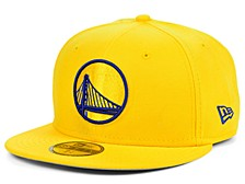 Golden State Warriors Teamout Pop 59 FIFTY-FITTED Cap