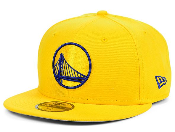 New Era Golden State Warriors Teamout Pop 59 FIFTY-FITTED Cap