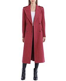 Herringbone Walker Coat