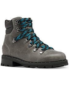 Women's Lennox Hiker Lug Sole Booties