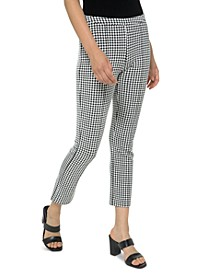 Cubist Cropped Pants