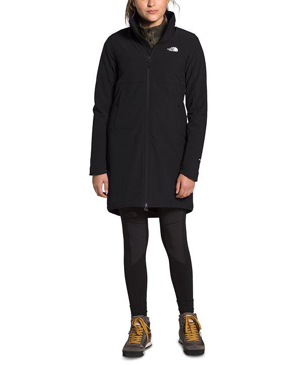 The North Face Women's Shelbe Raschel Fleece-Lined Hooded Parka