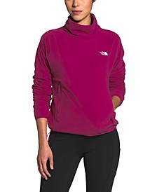 Women's Glacier Funnel-Neck Fleece Sweatshirt