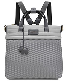 Penton Mews Medium Zip-Top Backpack