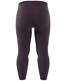 Essentials Plus Size Linear Leggings