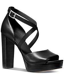 Marais Platform Dress Sandals