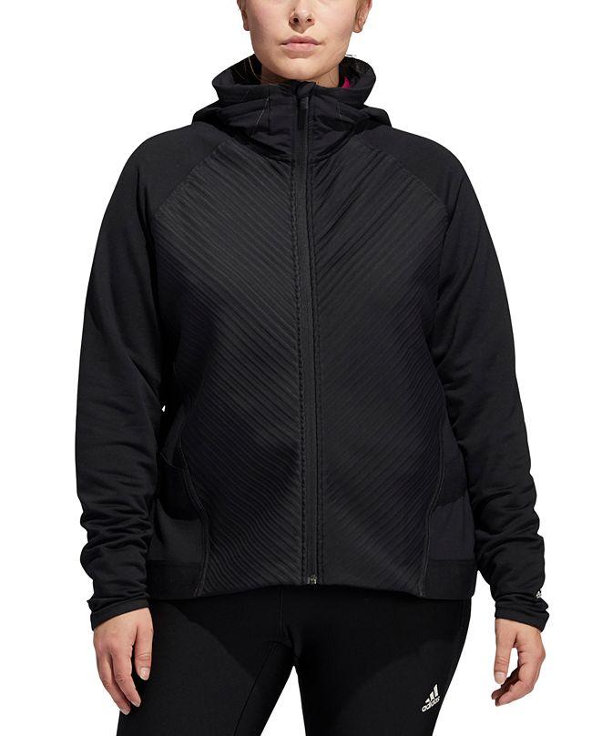 adidas Plus Size Cold-Ready Jacket