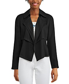 Open-Front Trench Jacket, Created for Macy's