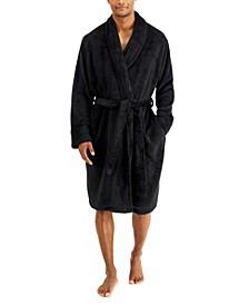 Men's Plush Robe, Created for Macy's
