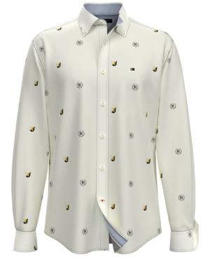 Tommy Hilfiger Men's Guthrie Critter-Print Shirt