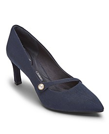 Women's Total Motion Sheehan Asym Pumps
