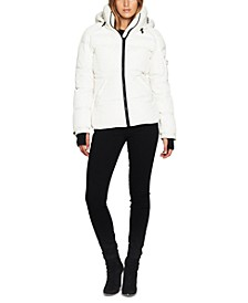 Kylie Hooded Puffer Coat