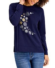 Graphic-Print Sweatshirt, Created for Macy's