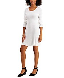 Ribbed Sweater Dress, Created for Macy's