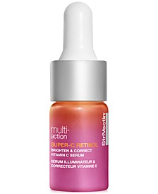 Receive a Free Deluxe Super-C Retinol Serum with any $110 StriVectin purchase!
