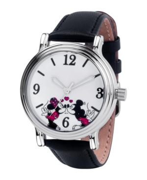 Disney Mickey and Minnie Women's Vintage Alloy Watch 38mm