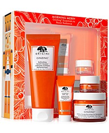 4-Pc. Morning Merry GinZing Essentials Gift Set