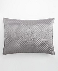 Classic Grand Bouquet Quilted King Sham, Created for Macy's
