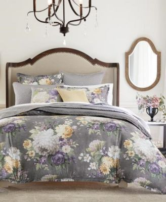 Classic Grand Bouquet Full/Queen Duvet, Created for Macy's