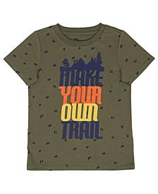Toddler Boys Short Sleeve Graphic T-Shirt, Created For Macy's